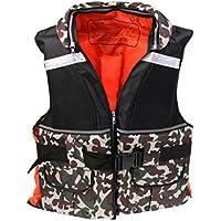 Dovewill 大人 水泳 漂流 カヌー セーリング ライフジャケット 救命胴衣 釣りベスト サバイバル 2色選べる
