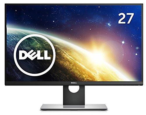 Dell ディスプレイ ゲーミング モニター S2716DG 27インチ/WQHD/TN非光沢/1ms/HDMI,DP/G-Sync対応/144Hz駆動/USBハブ/フレームレス/3年間保証