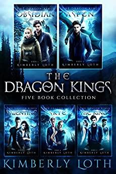 The Dragon Kings: The Complete Series by [Loth, Kimberly]