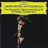 ショパン:24の前奏曲、ピアノ・ソナタ第2番、ポロネーズ第5番 画像