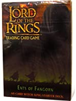 Lord of the Rings Card Game Theme Starter Deck Ents of Fangorn Witch-King [並行輸入品]