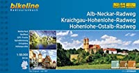 Alb-Neckar / Kraichgau-Hohenlohe / Hohenlohe-Ostalb Radweg 2016