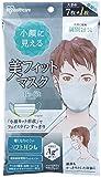 アイリスオーヤマ マスク 美フィットマスク プリーツ 大きめ 7枚+1枚 個包装 H-PK-BF8L