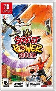 Street Power Soccer (輸入版:北米) – Switch