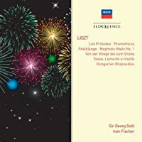 Liszt: Tone Poems / Hungarian Rhapsodies by SOLTI / LONDON PHIL ORCH (2011-11-08)