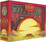 CATAN - 3Dエディション | 戦略ゲーム | ティーンと大人向けファミリーゲーム | 対象年齢12歳以上 | 3~4人用 | 平均プレイ時間60~90分 | Catan Studio 製