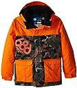 686 シックスエイトシックス2015-2016/BOYS Elevate Insulated Jacket ボーイズスノージャケット スノーボード スノーウエア Army Cubist Camo Colorblock L