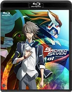 セイクリッドセブン (Sacred Seven) [豪華版] Vol.01 (初回限定版) [Blu-ray]