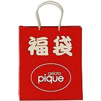 [ジェラート ピケ] gelato pique 2021年 ONLINE限定 こだわりのプレミアム福袋7点セット PFK…