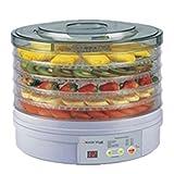 BMGIANT フードドライヤー食品乾燥機 デジタル表示 温度 タイマーと温度設定あり