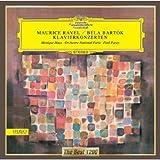 ラヴェル:ピアノ協奏曲、左手のためのピアノ協奏曲/バルトーク:ピアノ協奏曲第3番、他