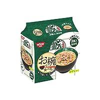 日清食品 お椀で食べるどん兵衛 3食パック 90g×6個