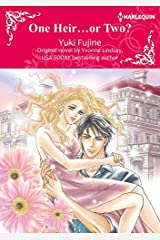 One Heir...Or Two?: Harlequin comics Kindle Edition