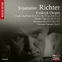Chopin: Piano Works by Sviatoslav Richter (2012-05-03)
