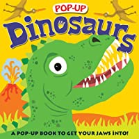 Pop-Up Dinosaurs (Pop-Up (Priddy Books))