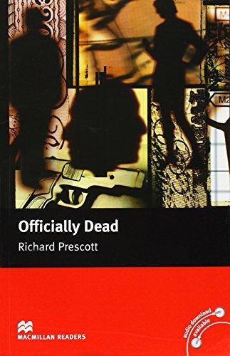 Officially Dead Upper-Intermediate Reader (B2)