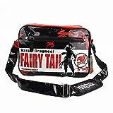フェアリーテイル FAIRY TAIL ショルダーバッグ リュック かばん カバン バッグ コスブレ道具 通学バックパック 通勤 キャンバス