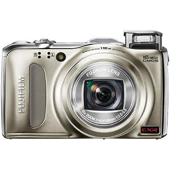 FUJIFILM デジタルカメラ FinePix F600EXR シャンパンゴールド 1600万画素 広角24mm光学15倍 F FX-F600EXR G