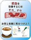瘀血を改善するにはお茶と食事に気をつけよう 澤楽の体質改善シリーズ