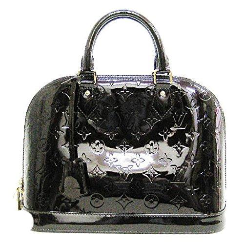 Louis Vuitton(ルイヴィトン) アルマPM M91611 ヴェルニ アマラント バッグ [中古]