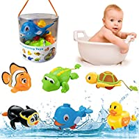 Swimming Turtle Floating Bathtub Bath Toy for kids