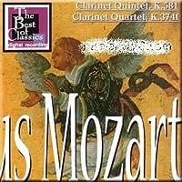 Mozart - Clarinet Quintets, Clarinet Quartet - Jozsef Balogh