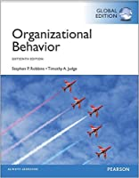Organizational Behaviour, Global Edition
