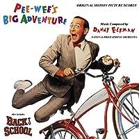Pee Wee's Big Adventure (1985 Film) / Back To School (1986 Film): Original Motion Picture Scores [2 on 1]