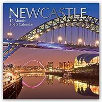 Newcastle 2020 - 16-Monatskalender: Original The Gifted Stationery Co. Ltd [Mehrsprachig] [Kalender]