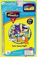 LeapPad Phonics Program Lesson 2: Short Vowels A and I: Tad's Good Night: Book and Cartridge [並行輸入品]