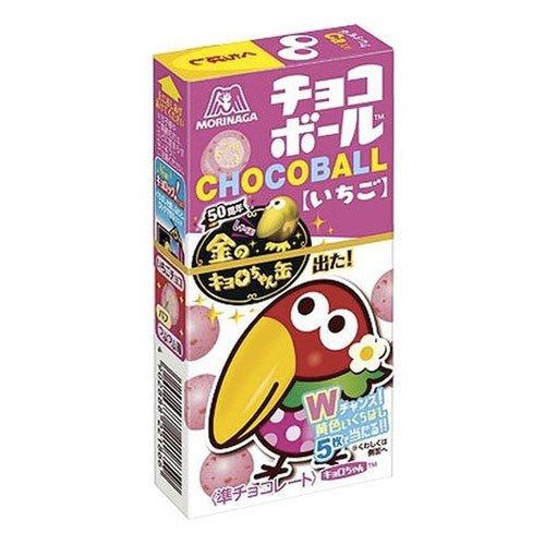 森永製菓 チョコボール(いちご)25g×10箱