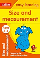 Size and Measurement: Ages 3-5 (Collins Easy Learning Preschool)