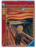 1000ピース ジグソーパズル  エドヴァルド ムンク 叫び Edvard Munch:Der Schrei  (70 x 50 cm)