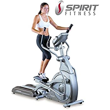 SPIRIT FITNESS フィットネスバイク CE800 エリプティカル・クロストレーナー 準業務用