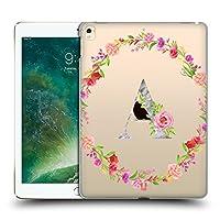 Head Case Designs A デコラティブ・イニシャル iPad Pro 12.9 (2017) 専用ハードバックケース
