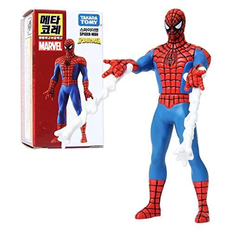TAKARATOMY Metakore SPIDER-MAN / マーベル/フィギュア/おもちゃ/英雄 [並行輸入品]