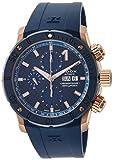 [エドックス]EDOX 腕時計 クロノオフショア1 自動巻きクロノグラフ 01122-37RBU3-BUIR3 メンズ 【正規輸入品】