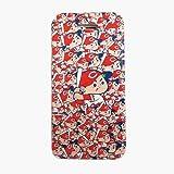 [ 広島東洋カープオフィシャルグッズ ] iPhone 6 / iPhone 6s ブック型ケース (坊やいっぱい)