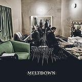 Meltdown: King Crimson, Live In Mexico (3CD+Blu-Ray) 画像