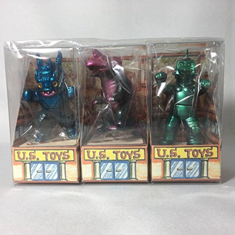 U.S.TOYS ビル箱怪獣シリーズ カプセル怪獣 ミクラス ウィンダム アギラ ウルトラセブン ULTRA SEVEN ソフビ