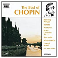 Chopin : The Best Of Chopin by Istvan Szekely (2006-08-01)