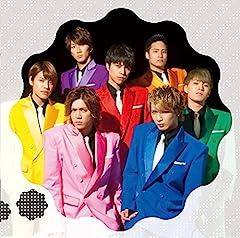 ジャニーズWEST「おーさか☆愛・EYE・哀」の歌詞を収録したCDジャケット画像