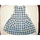 猫のワンピース 子供服 手描き 一点物 サイズ110 綿100%