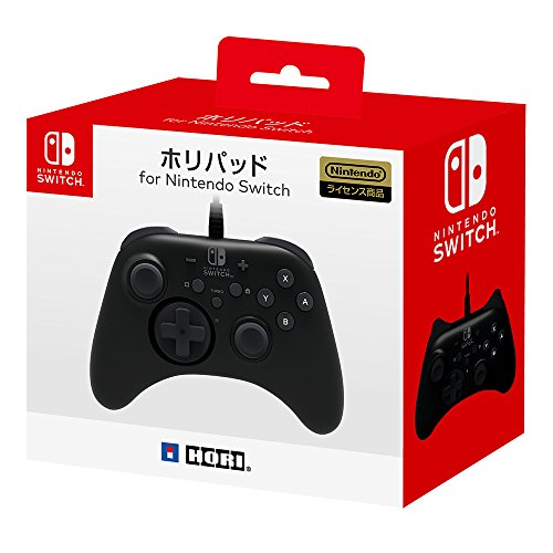 【Nintendo Switch対応】ホリパッド for Nintendo ...