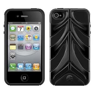 SwitchEasy CapsuleRebel for iPhone 4S/4 プレアデスダイレクト限定品 Black