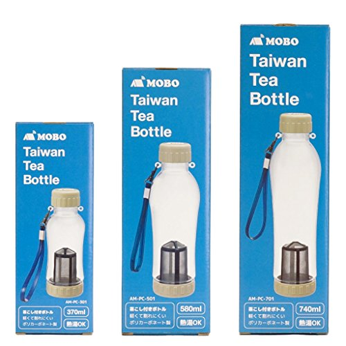 【MOBO】 Taiwan Tea Bottle (580ml) 台湾で30...