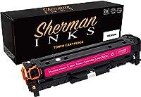 シャーマン マゼンタ 互換トナーカートリッジ 交換用 プリンターモデル HP 304A カラー レーザージェット CM2320fxi カラー レーザージェット CM2320nf カラー レーザージェット CP2025dn カラー レーザージェット CP2025n