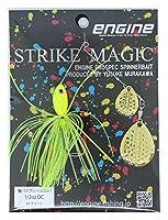 エンジン(ENGINE) ルアー ストライクマジック1/2DC #03チャート.