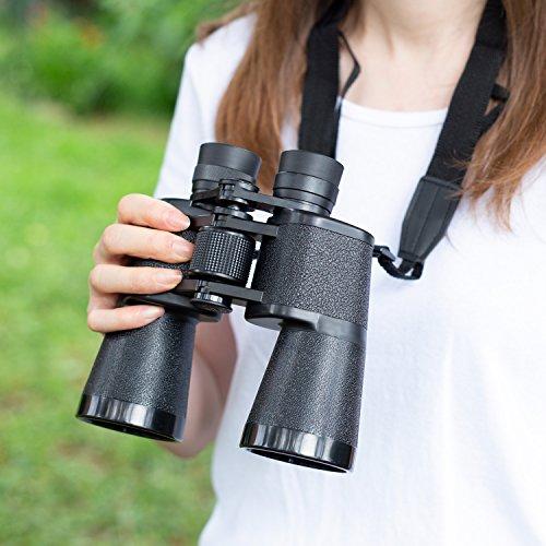 『Kenko 双眼鏡 New Mirage 12×50 W ポロプリズム式 12倍 50口径 ワイド ブラック 103170』の3枚目の画像