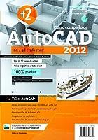 Curso de AutoCAD 2012 2D Avanzado (Spanish Edition) [並行輸入品]